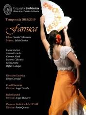 """""""FARRUCA"""" – martes 20 de marzo en el teatro Romea – 20´00h"""
