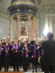 Concierto sacro-sinfónico – viernes 15 de marzo, 20´30h – Iglesia de Sto. Angel