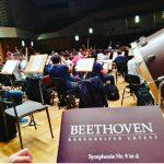 Novena Sinfonía Beethoven - octubre 2018