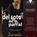 Zarzuela - diciembre 2018