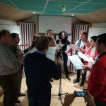 Grabación Disco Malvariche - Coro de Cámara - Abril 2019
