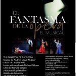 Fantasma de la ópera - Octubre 2018