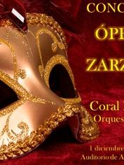 Concierto «Ópera y Zarzuela» – Coral Discantus, Orquesta y Solistas – Auditorio de Algezares – domingo 1 diciembre – 20.00h