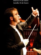 Concierto BSO Roque Baños – Auditorio Victor Villegas Murcia -jueves 16 de enero 2020