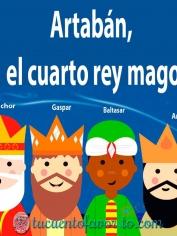 3 de Enero de 2021 – «Artabán, el cuarto rey Mago» – auditorio Thader de Murcia – 12´30h
