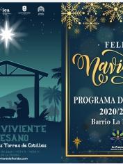 20 diciembre – 17´00h – Concierto Navideño en el Belén Viviente de La Florida (Las Torres de Cotillas)